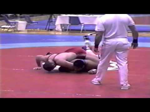 1993 World Cup: 130 kg Andrej Shumilin (RUS) vs. Yogi Johl (CAN)