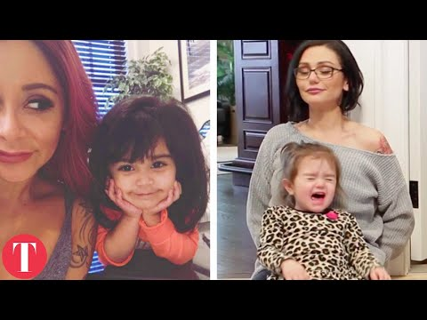 15 Strict Rules Snooki And Jwoww's Kids MUST Follow
