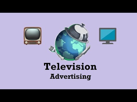 How To Advertise On The TV - Pros And Cons (Part 3/5)