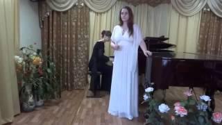 33  Привалова Кира г  Солнечногорск  2 Ария Альмиры