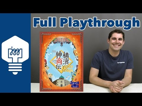 Yokohama Full Playthrough - JonGetsGames