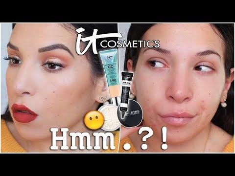 ♡ It Cosmetics 😶 Je ne mattendais pas à ça..