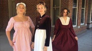 Historical Costume In A Day: Regency