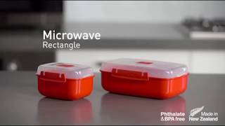 Sistema®  - Microwave Container Range | Available At West Pack Lifestyle