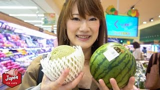the real price of the fruit in japan