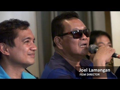 Joel Lamangan AwardWinning Film Director Joel Lamangan for Teddy Casino sa Senado