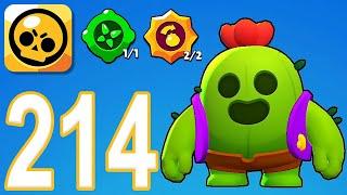 Brawl Stars - Gameplay Walkthrough Part 214 - Spike (iOS, Android)