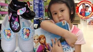 ซื้อรองเท้านักเรียนใหม่ ต้อนรับเปิดเทอม ของมันต้องมี กับ back to school |พีคแพทพาเพลิน