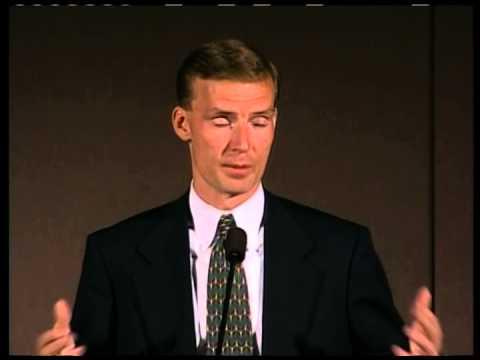 Education Week 1998 John Bytheway - Gospel Values for Youth