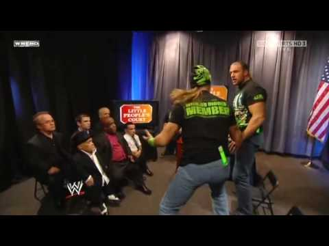 DX goes to The Little Peoples Court part 2/2 (HD 720p) FUNNY
