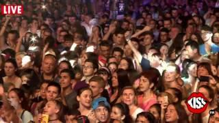 Akcent & The Band- Noi simtim la fel (LIVE @SummerKiss Constanta)