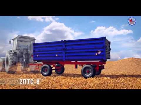 Ремонт трактора МТЗ-82. Restoration MTZ-82 - YouTube