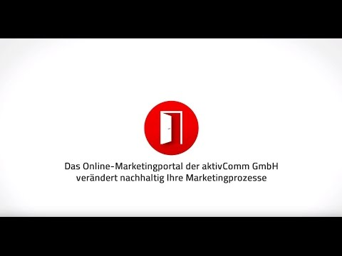 (aC) Das Online-Marketingportal der aktivComm GmbH