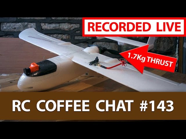 Meet Suicide Bunny [1.7Kg of THRUST] - ☕ RC Coffee Chat #143