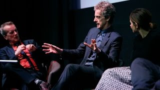 Peter Capaldi: I Turned Down Doctor Who - DVD Launch Q&A - Doctor Who