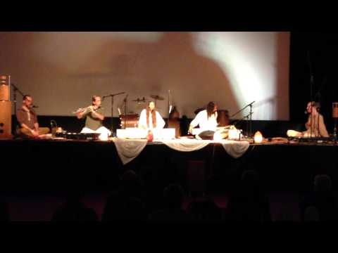 Sound & Spirit Project- White & Ori- LIVE CONCERT IN FRANCE- Healing Music