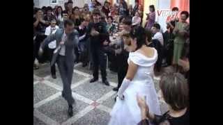 дагестанская свадьба ) ппц жених отморозок:D:D:D:D