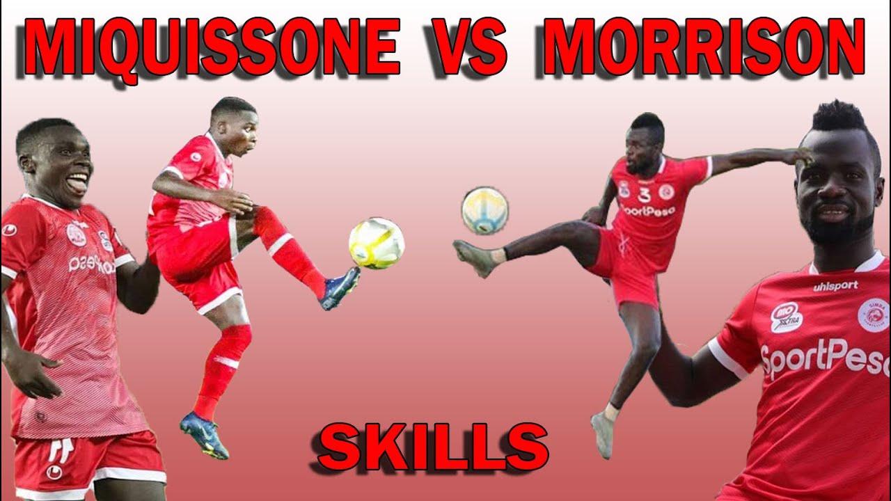 Download MIQUISSONE VS MORRISON SKILLS NANI MKALI ?