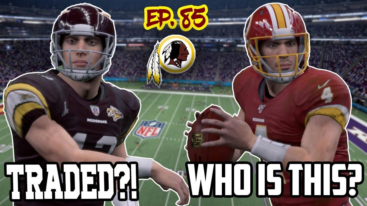 WILD & CRAZY Offseason Moves! | Washington Redskins Madden 20 Franchise Rebuild|  Ep85 S6 OFFSEASON
