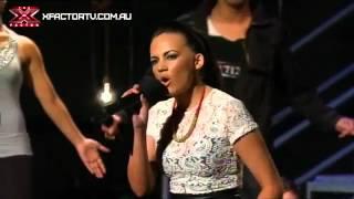No Air - Super Bootcamp - The X Factor 2012 .