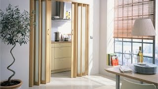 bi fold pantry doors