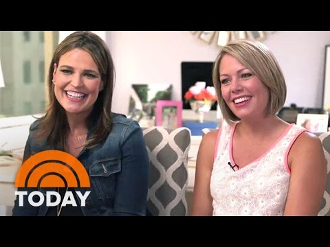 How to Pick A Baby Name: Dylan Dreyer, Savannah Guthrie Consult An Expert | TODAY
