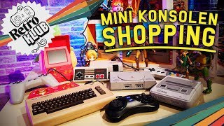 Shopping-Guide: Mini-Konsolen & Computer im Vergleichs-Check | Retro Klub