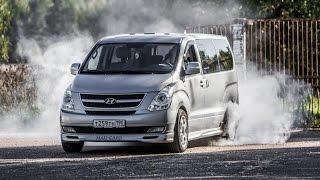 Hyundai Starex (Hyundai H1) Хендай Старекс. Обзор и Драг-тест на канале Посмотрим.(Сегодня видео проект Посмотрим взглянет вместе с тобой на микроавтобус Hyundai Starex (хендай старекс) второго..., 2014-09-20T20:04:13.000Z)