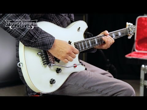 EVH Wolfgang USA Edward Van Halen Signature Electric Guitar