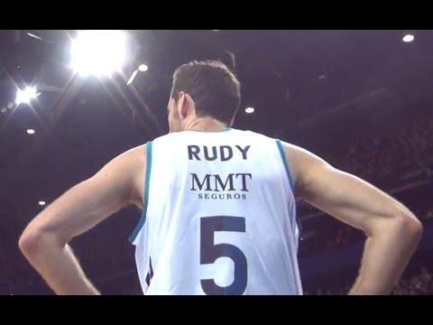 "Rudy Fernandez booed in Kauno ""Žalgiris"" arena"