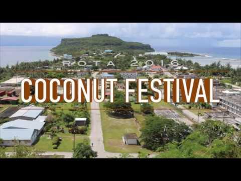 2nd Rota Coconut Festival 2016