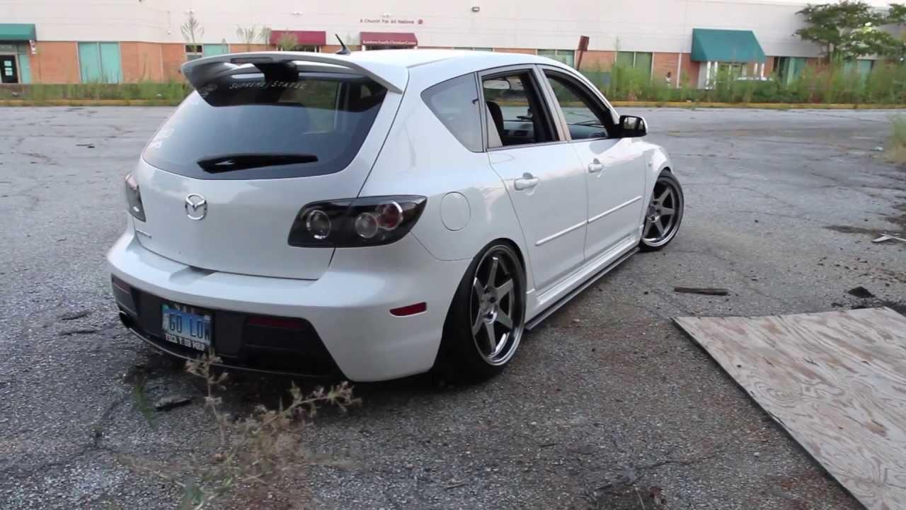 Supreme Static Mazdaspeed 3 Teaser Youtube
