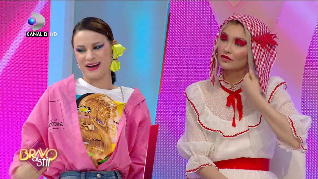 Bravo, ai stil! (12.06.2019) - Irina demonteaza spusele Biancai! A venit cu 10 stilisti in gala?