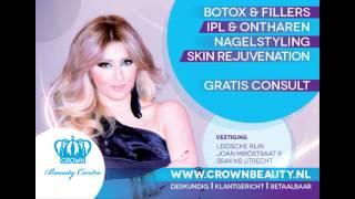 Crown Beauty Centre Utrecht | Botox, Fillers, IPL, Ontharen, Nagelstyling, Restylane(, 2013-08-28T21:41:33.000Z)