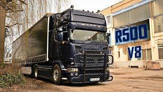 Scania R500 V8 Special (Musztács Árpi)