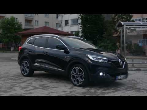 Renault Kadjar 1.6dCi 4x4 Cinematic Test Video (TroyBoi - OG)