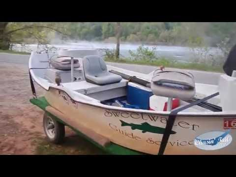 Delaware River Trout Fishing | Chasin' Tail TV