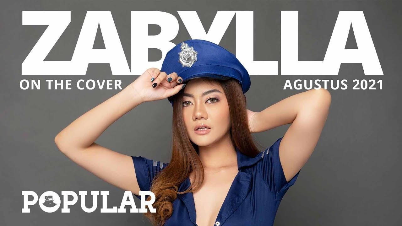 Download ZABYLLA : NGGA MAU BERGANTUNG SAMA UANG COWOK! ( On the Cover Agustus 2021)