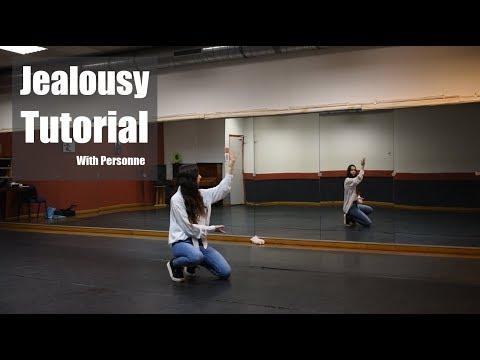 [Dance Tutorial] Jealousy - Monsta X Part. 1