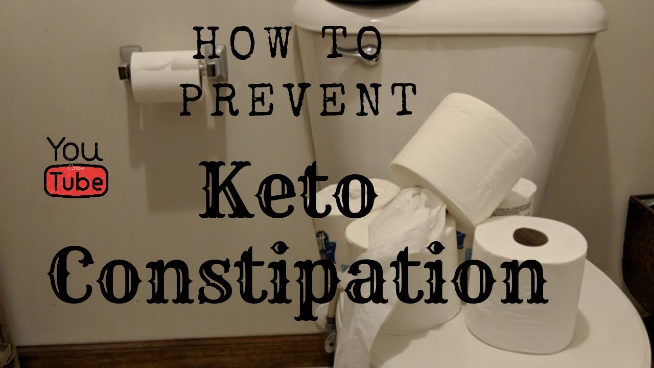 Keto Constipation: Prevention and Remedy • Ketogenicinfo