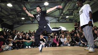 MIRACLE DEEROCKZ vs SNU DEE | Hip Hop Dance Battle | MATW 2015 | Snooty Tube