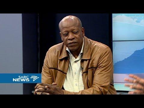 Mzwakhe Mbuli angry