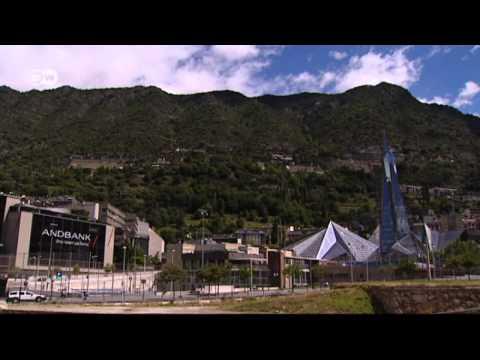 Das Fürstentum Andorra | Euromaxx - Europas Kleinste