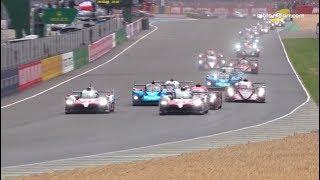 24 Heures du Mans 2018 - Le résumé de la course