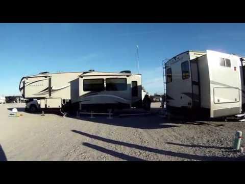 RV Travel - RV Life Benson AZ and we arrive in Quartzsite S2 EP005