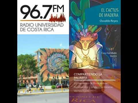 """Programa """"Compartiendo la palabra"""" - Radio Universidad de Costa Rica."""
