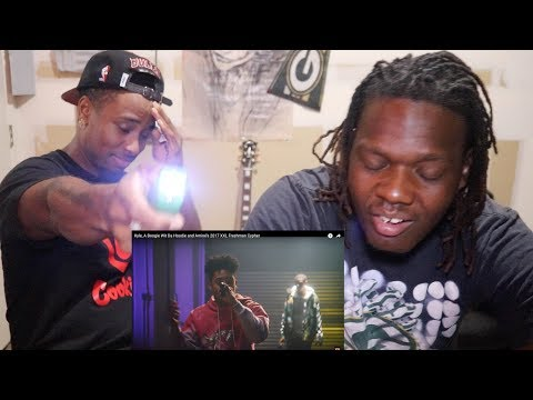 Kyle, A Boogie Wit Da Hoodie and Aminé's 2017 XXL Freshman Cypher - REACTION