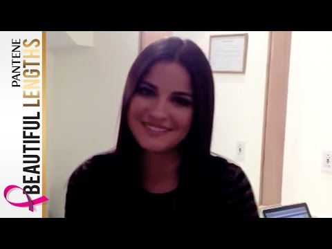Maite Perroni Urges You to Donate Hair to Help Women Fighting Cancer