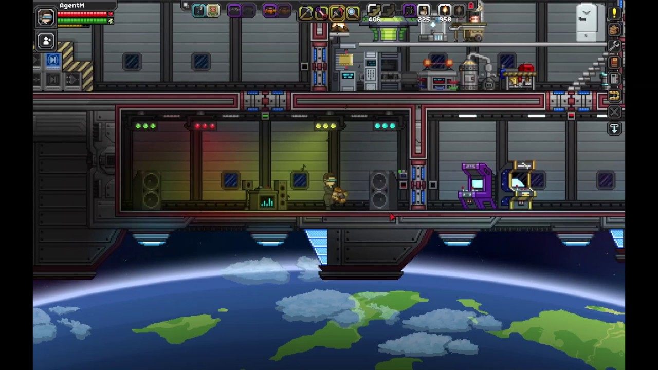 Starbound Private Onboard Disco Youtube Wiring Latch