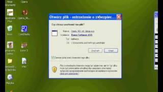 jak zainstalować przeglądarkę Opera [ spryciarze.pl ]